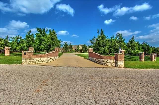 5900 Hidden Meadow Drive, Mustang, OK 73064 (MLS #961386) :: Maven Real Estate