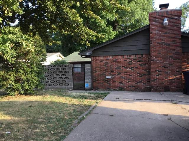 5814 NW 33rd Street, Oklahoma City, OK 73122 (MLS #961387) :: ClearPoint Realty