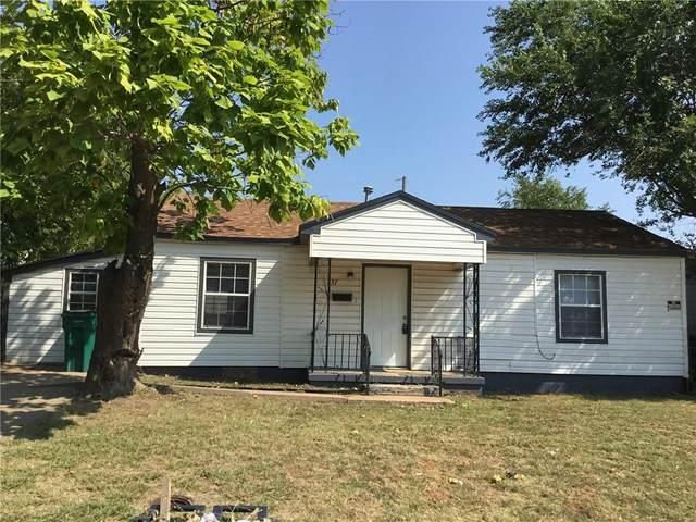 737 NE 34th Street, Oklahoma City, OK 73105 (MLS #961390) :: Erhardt Group at Keller Williams Mulinix OKC