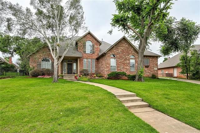 409 Autumnwood Drive, Edmond, OK 73003 (MLS #961406) :: KG Realty