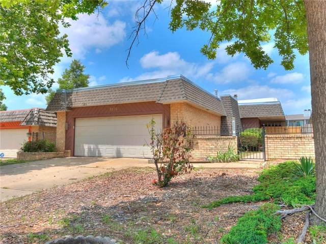 3229 Castlerock Road, Oklahoma City, OK 73120 (MLS #961408) :: Homestead & Co