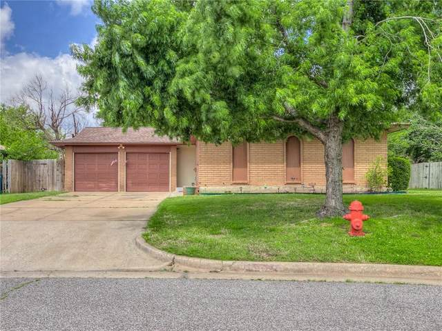 4821 Eric Drive, Oklahoma City, OK 73135 (MLS #961410) :: Homestead & Co