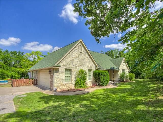 6400 Hidden Hills Drive, Edmond, OK 73034 (MLS #961449) :: ClearPoint Realty