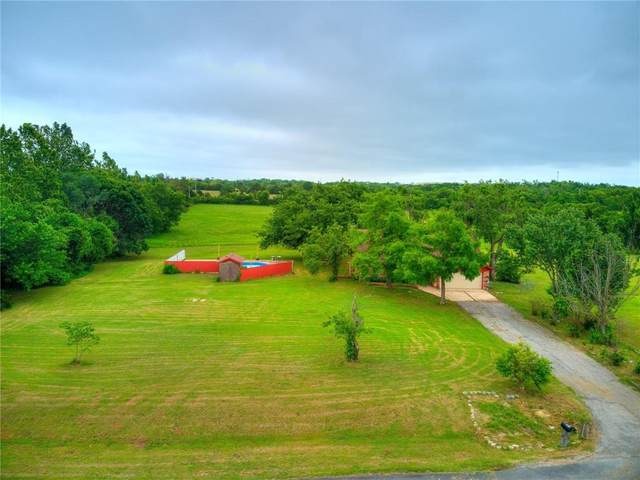 930 Estell Drive, Moore, OK 73160 (MLS #961452) :: Maven Real Estate