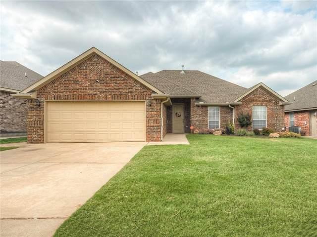 1809 SE 18th Street, Moore, OK 73160 (MLS #961454) :: Maven Real Estate