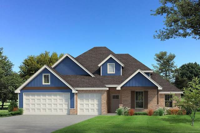 1605 Reid Pryor Road, Norman, OK 73072 (MLS #961465) :: ClearPoint Realty