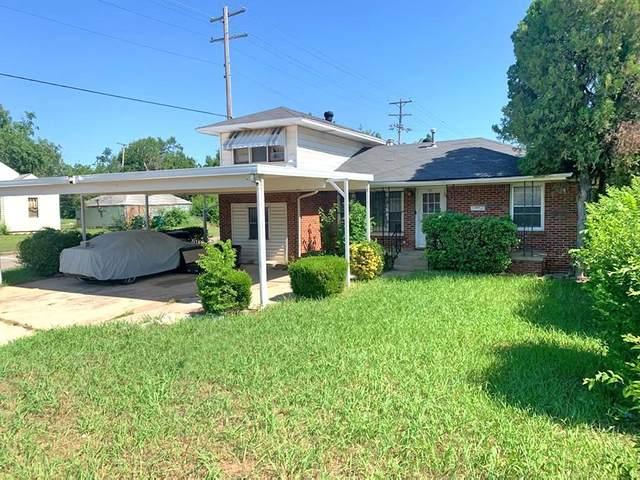 701 NE 35th Street, Oklahoma City, OK 73105 (MLS #961495) :: Maven Real Estate