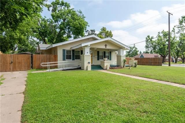 2101 NW 20th Street, Oklahoma City, OK 73107 (MLS #961510) :: KG Realty
