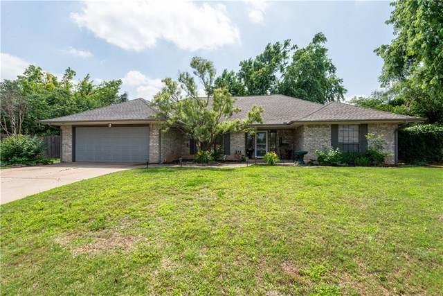 4228 Mellow Hill Drive, Oklahoma City, OK 73120 (MLS #961516) :: Erhardt Group at Keller Williams Mulinix OKC