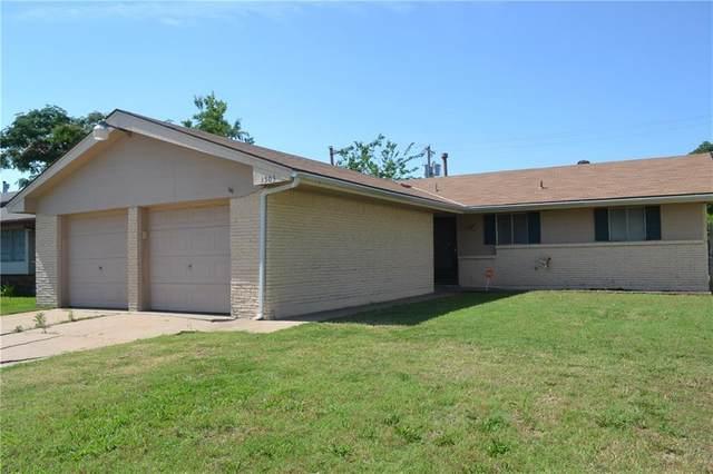 1503 SW 77th Terrace, Oklahoma City, OK 73159 (MLS #961523) :: Maven Real Estate