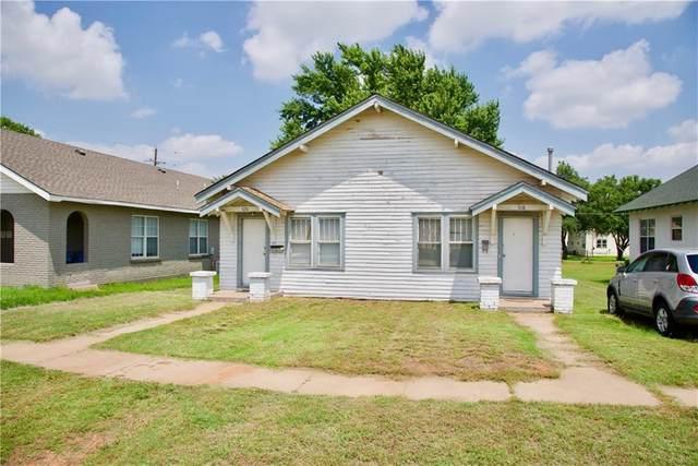 518 N Bradley Street, Weatherford, OK 73096 (MLS #961554) :: ClearPoint Realty