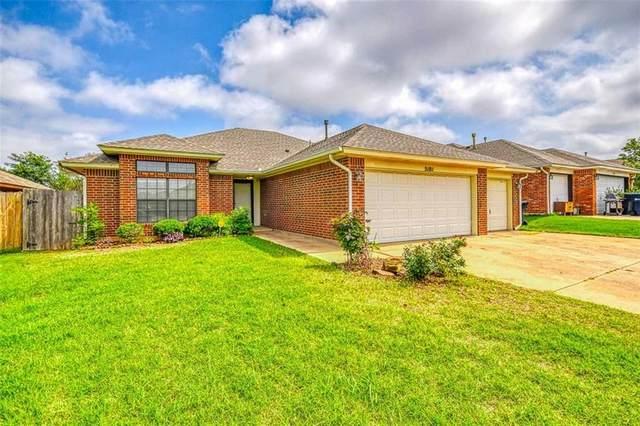 5101 SE 86th Street, Oklahoma City, OK 73135 (MLS #961558) :: Homestead & Co