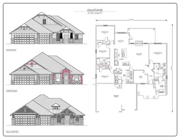 11024 NW 20th Terrace, Yukon, OK 73099 (MLS #961569) :: The UB Home Team at Whittington Realty