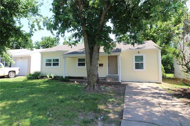 916 Askew Drive, Midwest City, OK 73110 (MLS #961592) :: The UB Home Team at Whittington Realty