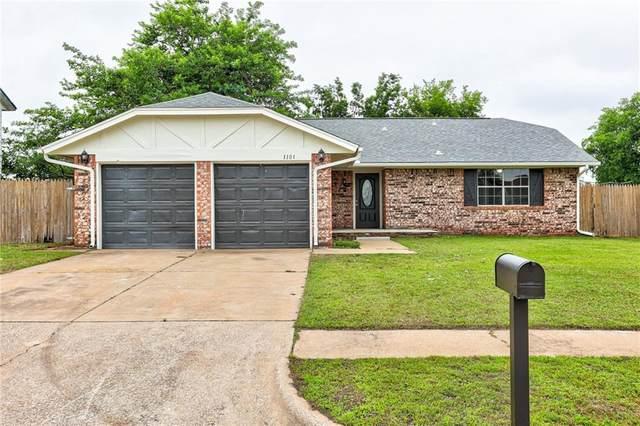 1101 NE 6th Street, Moore, OK 73160 (MLS #961608) :: Maven Real Estate