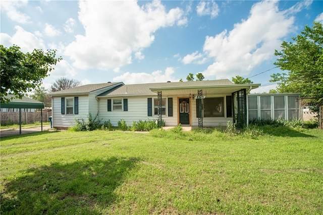 8915 NE 15th Street, Midwest City, OK 73110 (MLS #961613) :: Maven Real Estate