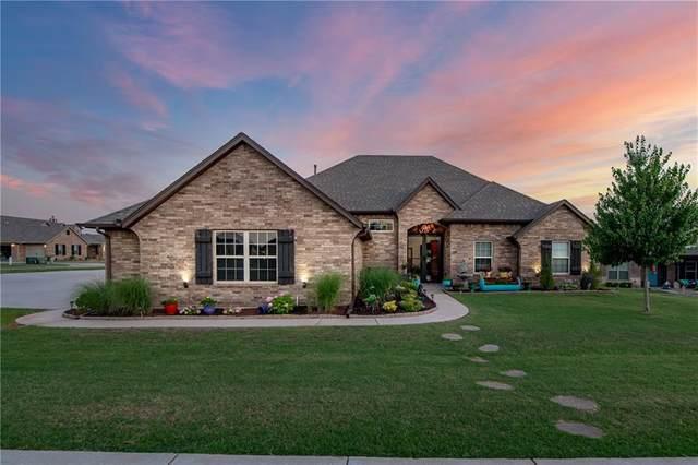 5212 SE 147th Circle, Oklahoma City, OK 73165 (MLS #961616) :: Homestead & Co
