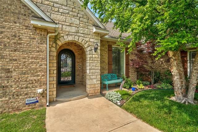 517 E Victoria Terrace, Mustang, OK 73064 (MLS #961629) :: Maven Real Estate