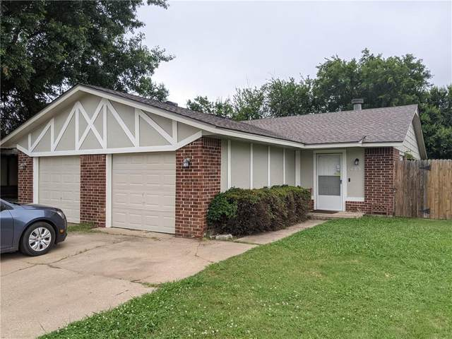 1421 Concord Drive, Norman, OK 73071 (MLS #961630) :: Maven Real Estate