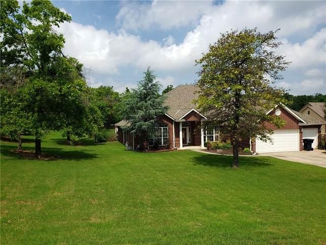 7321 Emerald Drive, Oklahoma City, OK 73150 (MLS #961634) :: The UB Home Team at Whittington Realty