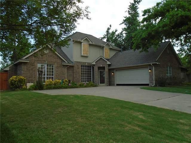 3700 N Glenbrook Drive, Norman, OK 73072 (MLS #961674) :: Maven Real Estate