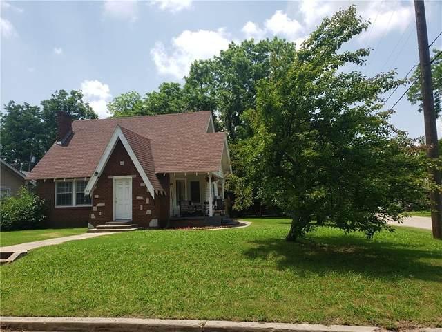 916 Overland Court, Shawnee, OK 74801 (MLS #961696) :: Homestead & Co