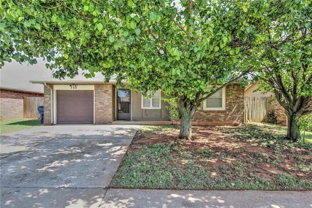 733 W Perry Drive, Mustang, OK 73064 (MLS #961699) :: Maven Real Estate