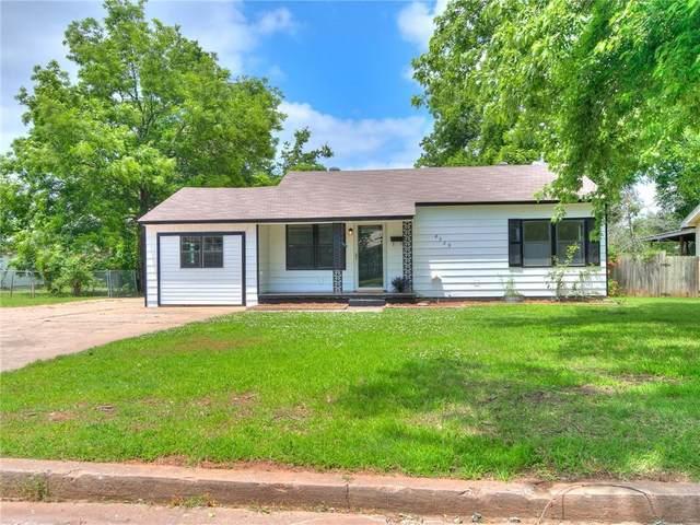 4529 SE 25th, Del City, OK 73115 (MLS #961716) :: Homestead & Co