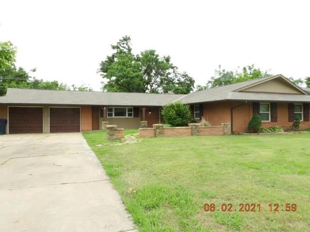 1101 Kenilworth Road, Oklahoma City, OK 73114 (MLS #961731) :: Homestead & Co