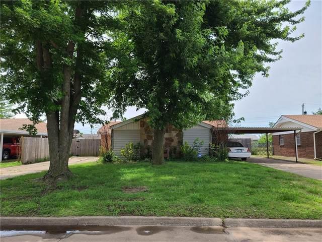4848 Elmview Drive, Del City, OK 73115 (MLS #961770) :: Homestead & Co