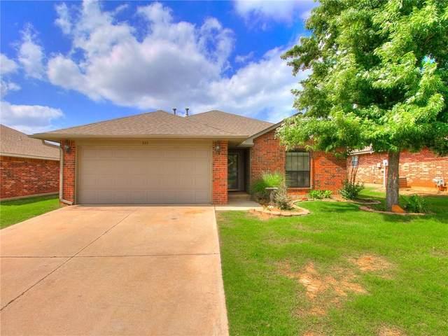 325 SW 39th Street, Moore, OK 73160 (MLS #961775) :: Maven Real Estate