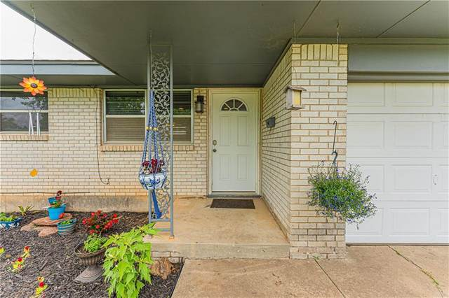 629 N Bristow Avenue, Moore, OK 73160 (MLS #961800) :: Maven Real Estate