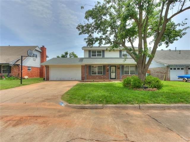 3704 Ridgehaven Drive, Midwest City, OK 73110 (MLS #961804) :: Maven Real Estate