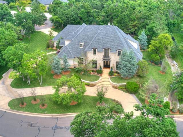 11640 Mill Hollow Court, Oklahoma City, OK 73131 (MLS #961805) :: Sold by Shanna- 525 Realty Group
