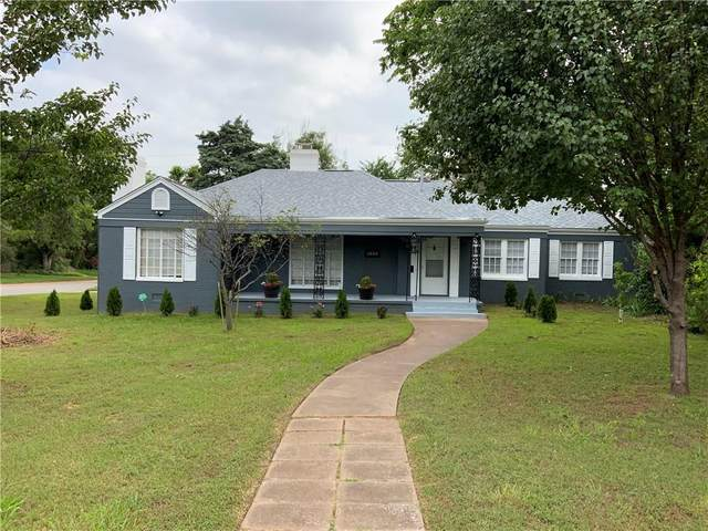 1633 NW 38th Street, Oklahoma City, OK 73118 (MLS #961806) :: ClearPoint Realty