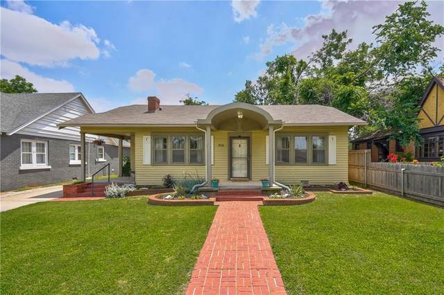 2036 NW 20th Street, Oklahoma City, OK 73106 (MLS #961811) :: Homestead & Co
