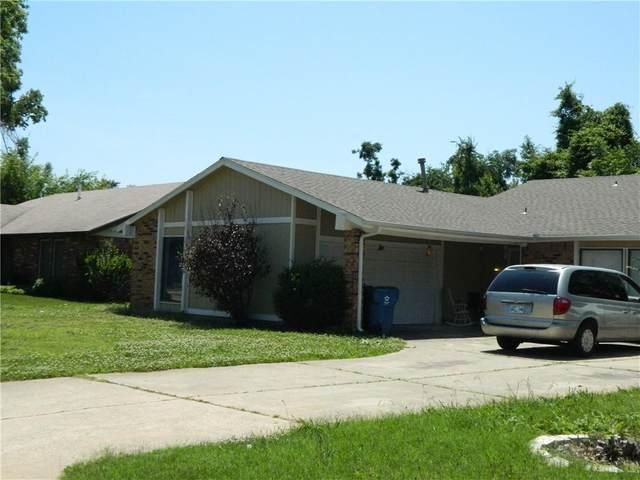 3121 Del Rey Drive, Midwest City, OK 73110 (MLS #961835) :: Maven Real Estate