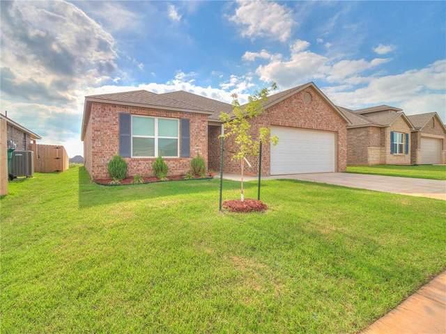 4317 Siena Ridge Boulevard, Oklahoma City, OK 73179 (MLS #961845) :: KG Realty