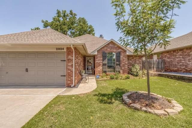2824 Park Hollow Lane, Edmond, OK 73003 (MLS #961849) :: ClearPoint Realty