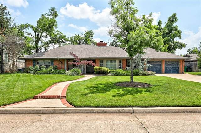 1212 Westchester Drive, Oklahoma City, OK 73114 (MLS #961855) :: ClearPoint Realty