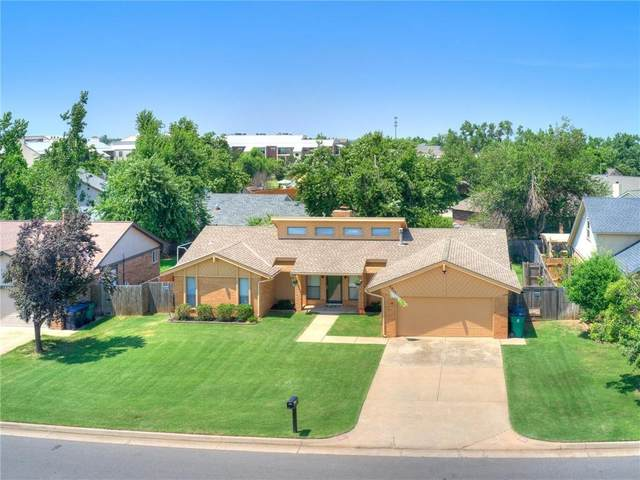 7917 NW 102nd Street, Oklahoma City, OK 73162 (MLS #961859) :: ClearPoint Realty