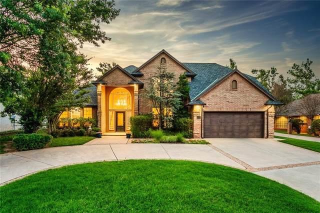 2505 SW 120th Terrace, Oklahoma City, OK 73170 (MLS #961870) :: ClearPoint Realty