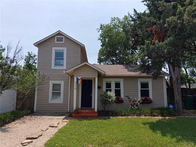 714 NW 27th Street, Oklahoma City, OK 73103 (MLS #961878) :: ClearPoint Realty