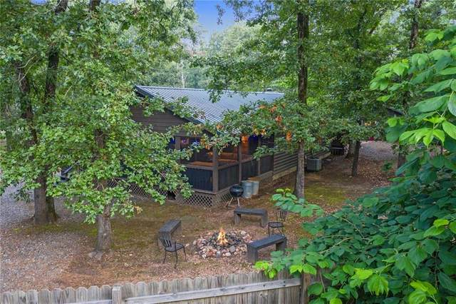 415 Woodland Circle, Broken Bow, OK 74728 (MLS #961895) :: ClearPoint Realty