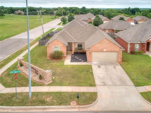 1136 Glen Eagles Court, Norman, OK 73072 (MLS #961898) :: Maven Real Estate