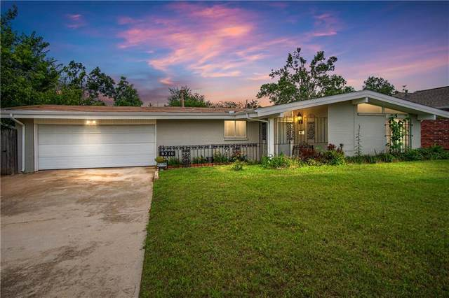 6216 N Wildewood Drive, Oklahoma City, OK 73105 (MLS #961906) :: Maven Real Estate