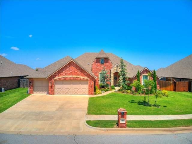 14616 Exmoor Circle, Oklahoma City, OK 73142 (MLS #961923) :: ClearPoint Realty