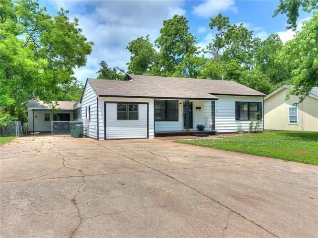 4529 SE 25th Street, Midwest City, OK 73115 (MLS #961934) :: Maven Real Estate