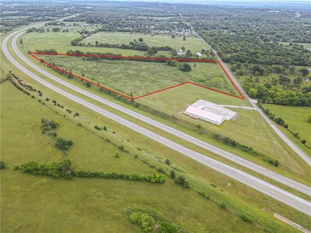 W Hwy 51 Spur Highway, Tahlequah, OK 74464 (MLS #961936) :: Homestead & Co