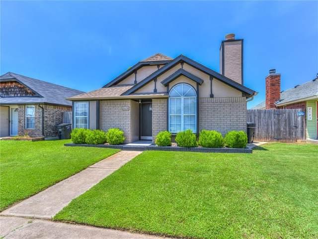 2125 Goodrich Drive, Moore, OK 73170 (MLS #961940) :: Maven Real Estate